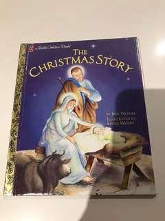 The Christmas Story - Little Golden Book