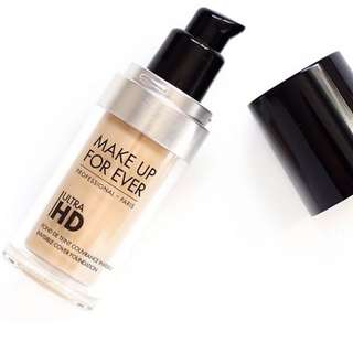 Make Up For Ever Ultra HD Foundation [BN] Shade Y245