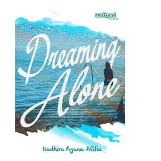 Ebook Dreaming Alone - Nadhira Ryana Alifia