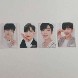 Seventeen Debut Japan Showcase Joshua Set