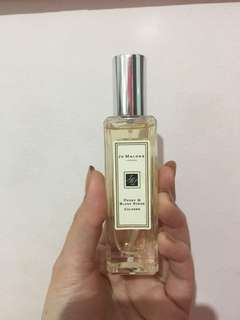 Authentic Jo Malone Peony & Blush Suede Cologne