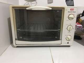 3D oven toaster