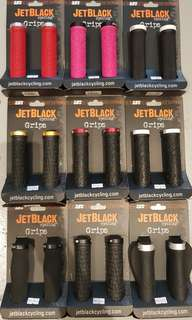 JETBLACK Cycling Grips