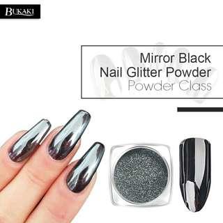Chrome nail powder