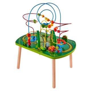 Jungle play activity table
