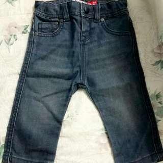 Quiksilver Dark Denim Pants
