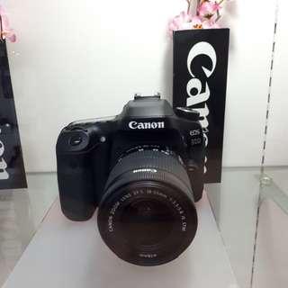 Kamera Canon EOS 80d DSLR PROMO MURAH (BISA Kredit)
