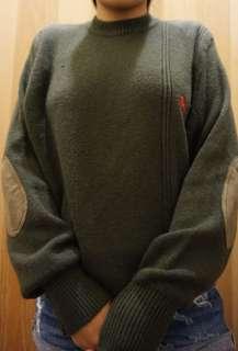 🚚 SEMPRE UNICORN 毛衣✨🔥現貨💖美國貨🇺🇸Green wool sweater