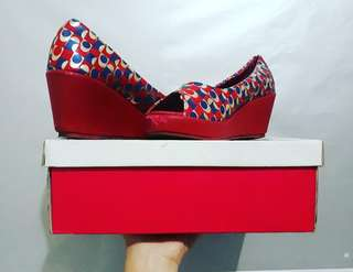 "Elle shoes ""Red lenore"""
