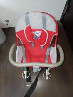 機車的兒童椅