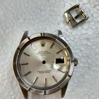 Rolex 錶壳及錶帶扣