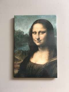 Mona Lisa Fridge Magnet