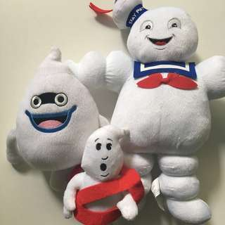 🍒 Ghost Busters Toys