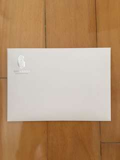 Goyard 白信封