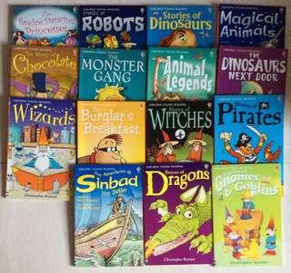 Children English readers