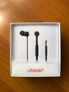 100% New UrBeats Wired Earphone