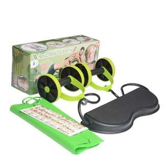 Alat olahraga Fitnes termurah Revoflex extrime alat olahraga ringan
