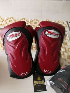 BNWT - Twins Special boxing gloves - 12oz