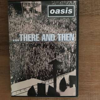 Oasis ...There & Then concert DVD