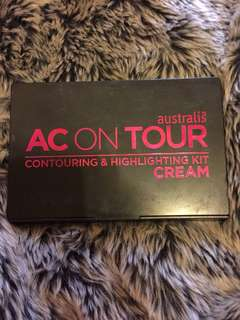 Australis cream contour kit
