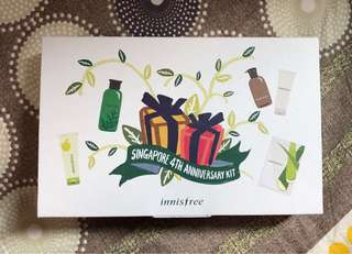 Innisfree Anniversary Kit