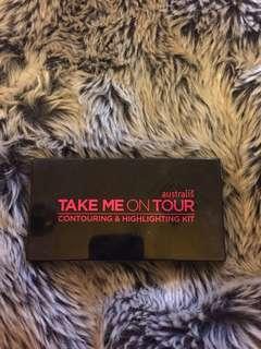 Australis take me on tour contour kit
