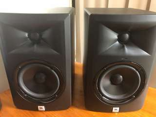 JBL Home studio monitors
