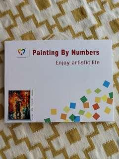 BNIB - Painting by numbers