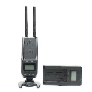 WHDI WIRELESS VIDEO TRANSMITTER & RECEIVER CB8833 / CB3812