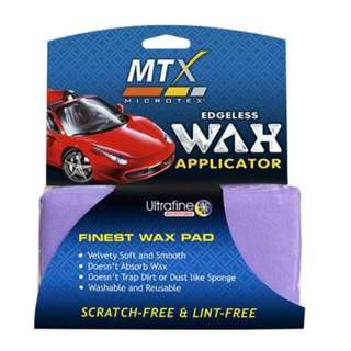 Microtex Ma-007 Edgeless Wax Applicator (Purple)