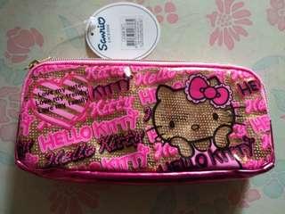 Original hello kitty pencil case brand new