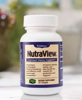 NutraView Vision Support