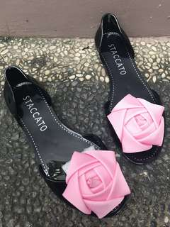 Staccatto jelly shoes