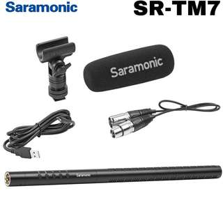 (Offer) Saramonic SR-TM7 Super Cardioid Directional Condenser Microphone