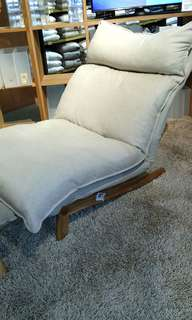 Bunga 0% Muji High Back Reclining Sofa Kredit Tanpa CC