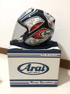 Arai Shinya Nakano For Sale/Swap