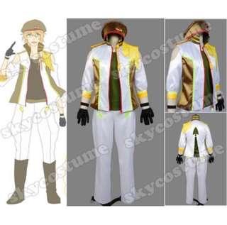 Uta no Prince-sama Natsuki 2000% Costume Set