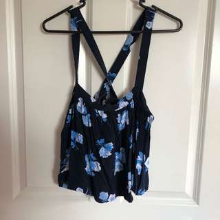 Glassons floral crop