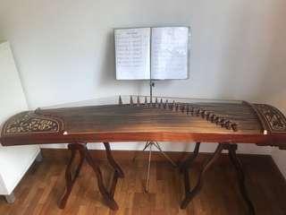 Traditional Guzheng