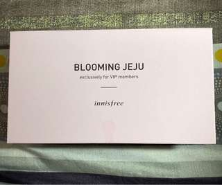 Innisfree Blooming Jeju Kit