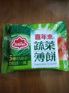 🚚 蔬菜餅乾*7