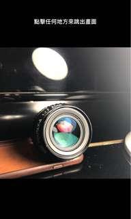 PENTAX SMC A 50mm F1.7