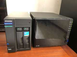 NAS Synology DS412+ 4-Bay HDD