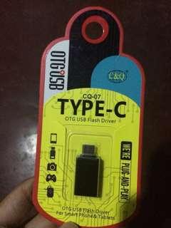 Type C usb OTG FLASH DRIVER