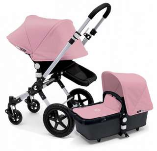 Pink Bugaboo TAILORED FABRIC SET