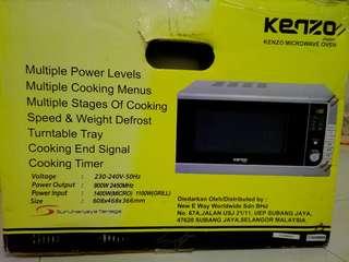 Kenzo Microwave Oven