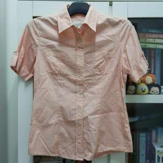 [BN] Pastel Orange Ladies Shirt