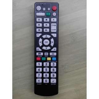 全新黑色升級版 Magic TV 機頂盒代用遙控器 (適用於 MTV3000-9500D) Replacement Remote Control for Magic TV STB only