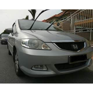Honda City 2007 V-TEC (Highest Spec) - Student Driver