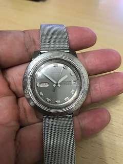 古董星晨UFO自動手錶
